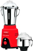 cookwell 2 HP Hotel Master 230 Mixer Grinder(Red, 2 Jars)