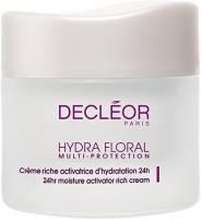 Decleor Hydra oral Multi Protection Rich Cream(50 ml) - Price 32606 28 % Off