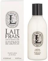 Diptyque Lait Frait Body Lotion(200 ml) - Price 25195 28 % Off