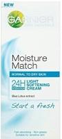 Garnier Moisture Match Hr Light Softening Cream(50 ml)