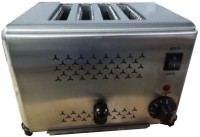 Hindchef ET-DS-4 1800 W Pop Up Toaster(Silver)
