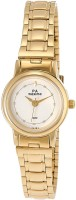 Maxima 26792CMLY Gold Analog Watch  - For Women