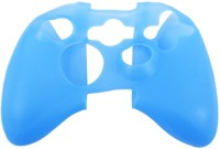 Microware Sleeve for Xbox 360(Blue, Cases with Holder, Rubber)