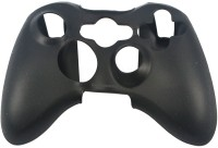 Microware Sleeve for Xbox 360(Black, Cases with Holder, Rubber)