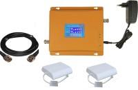 3AN Telecom 3AN 2G 4G 70dB Cellular Signal Booster GSM 900 DCS LTE 1800mhz Repeater 4G LTE 1800 Amplifier Antenna Set Router Antenna Booster