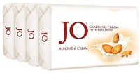 Jo Almond & Cream Soap(400 g, Pack of 4) - Price 66 36 % Off