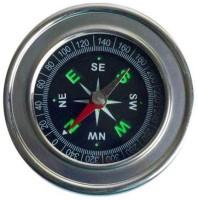 13-HI-13 1025NO Small Compass Compass(Black)