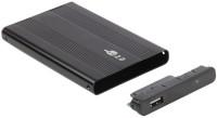 TERABYTE Black External portable 2.5