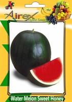 Airex Water Melon Sweet Honey (Hybrid) Summer Fruit Seed (Pack Of 20 Seed Per Packet) Seed(20 per packet)