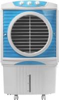 View Micromax MX55DWM Desert Air Cooler(White, Aqua Blue, 55 Litres) Price Online(Micromax)