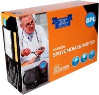 BPL ANEROID SPHYGMOMANOMETER MANUAL Bp Monitor(Blue)