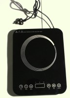 Kitchen Master EV-SUPERSLIM Induction Cooktop(Black, Touch Panel)