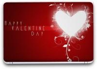 Flipkart SmartBuy Happy Valentine's Day 4 Vinyl Laptop Skin (3M/Avery Vinyl, Matte Laminated, 15 x 10 inches) Vinyl Laptop Decal 15.6