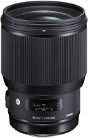 Sigma 85mm F/1.4 DG HSM Art lens for Canon Dslr Camera  Lens(Black, 85)