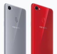 OPPO F7 (Black, 128 GB)