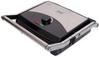 italia IT-425 2000 W Grill(Black, Silver)