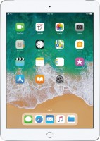 Apple iPad (6th Gen) 128 GB 9.7 inch with Wi-Fi+4G (Silver)