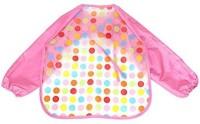 Generic Mandystore Baby Toddler Bib Kids Boys Girls Long Sleeve Waterproof Feeding Art Apron Bib Smock (# 5)