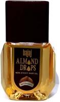Bajaj Almond Drops Non Sticky Hair Oil 20ml Hair Oil(20 ml)