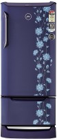 Godrej 255 L Direct Cool Single Door 4 Star Refrigerator(Erica Blue, RD EDGE DUO 255 PD INV4.2)