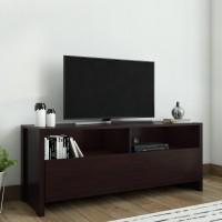 Flipkart Perfect Homes Zouk TV Entertainment Unit(Finish Color - Wenge)