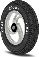 CEAT 102074 ZOOM D 90/90-12 Front & Rear Tyre(Street, Tube Less)