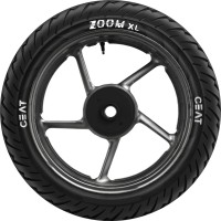 CEAT 103061 ZOOM XL 130/70-17 Rear Tyre(Street, Tube Less)