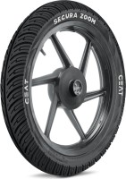 CEAT 101924 SECURA ZOOM 90/90-17 Front Tyre(Street, Tube Less)