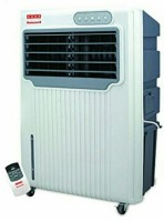 Usha CL70PE blower with remote Desert Air Cooler(Grey, 70 Litres)