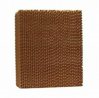 View LILYCOOL Evaporative Cooling Pad for BAJAJ DC-55 Desert Air Cooler(Brown, 0 Litres) Price Online(LILYCOOL)