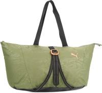 Puma Fit AT Sports Bag Multipurpose Bag(Green, 17 L)