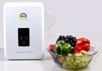 EPS VEGETABLE & FRUIT PURIFIER 250 W Food Processor(White)