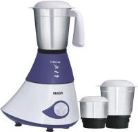 Inalsa Crown Dx 750 Mixer Grinder(Purple, White, 3 Jars)
