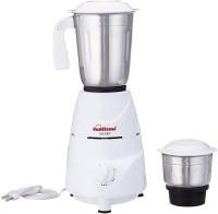 Sunflame Smart 500 Mixer Grinder(White, 2 Jars)