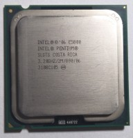 Intel 3.2 Ghz LGA 775 Dual Core E5800 Processor(Silver)