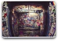 Flipkart SmartBuy Graffiti Painting Vinyl Laptop Skin (3M/Avery Vinyl, Matte Laminated, 14 x 9 inches) Vinyl Laptop Decal 14.1