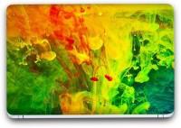 Flipkart SmartBuy Multicolour Painting 8 Vinyl Laptop Skin (3M/Avery Vinyl, Matte Laminated, 14 x 9 inches) Vinyl Laptop Decal 14.1