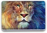 Flipkart SmartBuy Lion Painting Vinyl Laptop Skin (3M/Avery Vinyl, Matte Laminated, 14 x 9 inches) Vinyl Laptop Decal 14.1