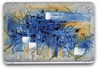 Flipkart SmartBuy Beautiful Painting Vinyl Laptop Skin (3M/Avery Vinyl, Matte Laminated, 14 x 9 inches) Vinyl Laptop Decal 14.1