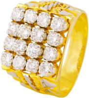 Mehrasons Jewellers MDR-17000084 14kt Yellow Gold ring