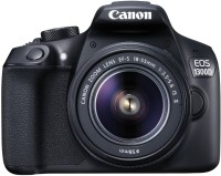 Canon EOS 1300D DSLR Camera Camera, 18-55mm ISII Lens , 16GB Memory Card, Carry Case(Black)