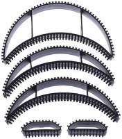 Haveream bumpit set 452 medium Hair Volumizer 5 pcs hair bumpit set(1 g) - Price 199 80 % Off