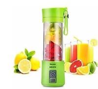 Mezire Portable USB Electric Juicer, Blender 450 Juicer (Multicolor, 1 Jar) 0 Juicer Mixer Grinder(Multicolor, 1 Jar)