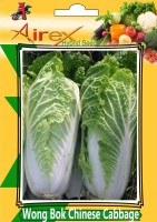 Airex Wong Bok Chinese Cabbage Seed (Pack Of 30 Seed Per Packet) Seed(30 per packet)