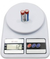 Zeom Chef New Electronic Digital Sf 400 5kg Weighing Scale(White) Weighing Scale(White)