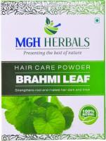 MGH Herbals Premium Quality Brhami Powder 100gm(100 g) - Price 99 50 % Off