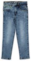 Allen Solly Junior Slim Boys Blue Jeans