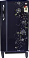 Godrej 185 L Direct Cool Single Door 3 Star Refrigerator(Art Blue, RD EDGE 200 WHF 3.2)