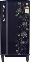Godrej 185 L Direct Cool Single Door 3 Star Refrigerator(Art Blue, R D EDGE 200 WHF 3.2 ART BLU)