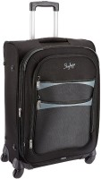 Skybags STNAVW67BLK Expandable Cabin Luggage - 22 inch(Black)